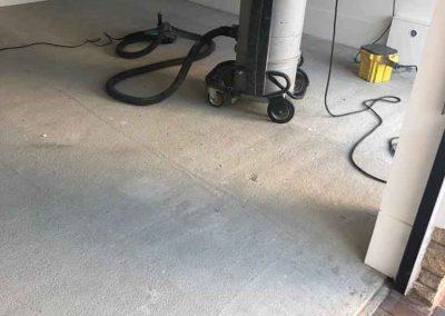 epoxy resin garage floors Glasgow