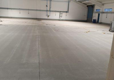 factory floor Glasgow
