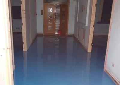 resin factory flooring Scotland