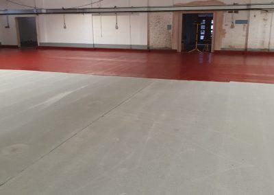 warehouse floor Glasgow